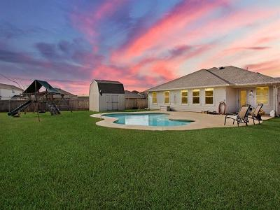 Georgetown Single Family Home Pending - Taking Backups: 30106 Drifting Meadow Dr
