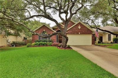 Cedar Park Single Family Home Pending - Taking Backups: 1618 Juniper Ridge Loop