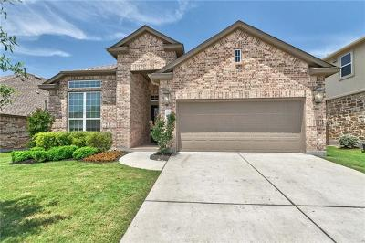 Hays County, Travis County, Williamson County Single Family Home For Sale: 11824 Rosario Cv