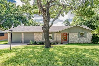 Austin Single Family Home For Sale: 11503 Oak Trl