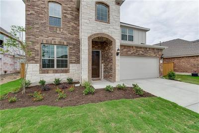 Pflugerville Single Family Home For Sale: 4013 Tin Taqel Path