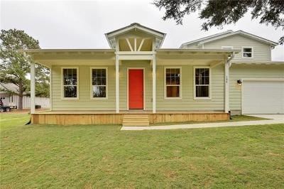 Bastrop Single Family Home For Sale: 135 Pony Grass Ln