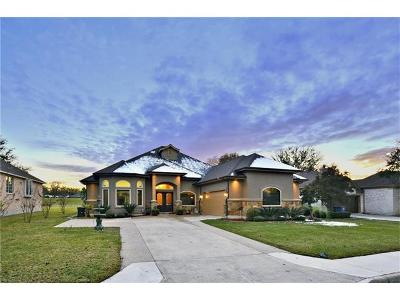 Austin Single Family Home For Sale: 4711 Prairie Dunes Dr