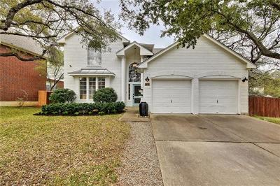 Travis County Single Family Home For Sale: 11123 Marden Ln