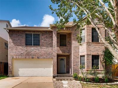 Austin TX Single Family Home For Sale: $309,000