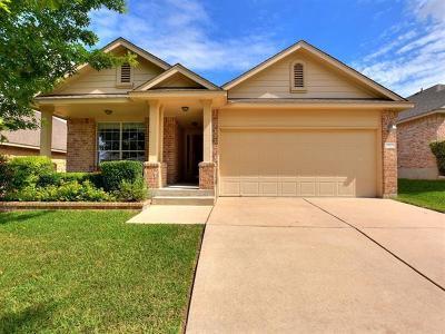 Cedar Park Single Family Home For Sale: 1905 Golden Arrow Ave