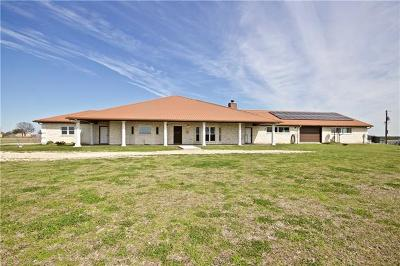 Temple Single Family Home For Sale: 987 Hruskaville Rd