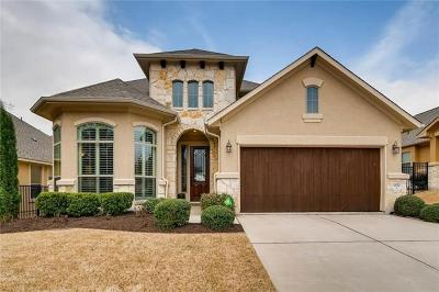 Round Rock Single Family Home Active Contingent: 1970 Kempwood Loop