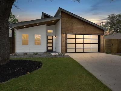 Austin Single Family Home For Sale: 1104 Saucedo St