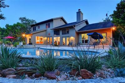 Dripping Springs Single Family Home For Sale: 18004 Montevista Cv