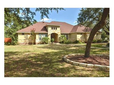 New Braunfels Single Family Home For Sale: 1617 Shady Holw