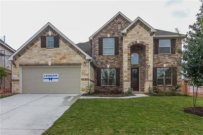 Austin Single Family Home For Sale: 12507 Morelia Way