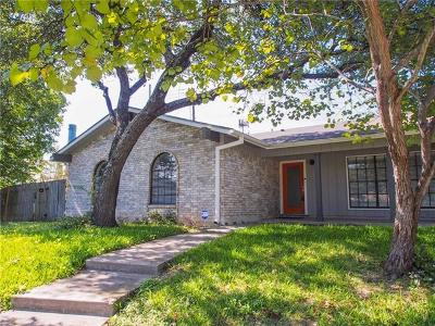 Austin Single Family Home For Sale: 1003 Collingsworth Dr