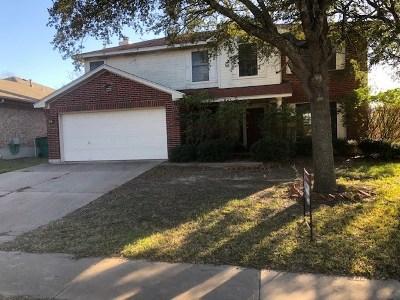 Single Family Home For Sale: 4121 Mocha Trl