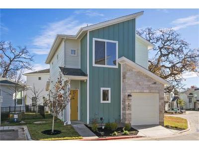 Austin Condo/Townhouse Pending: 3108 E 51st St #801