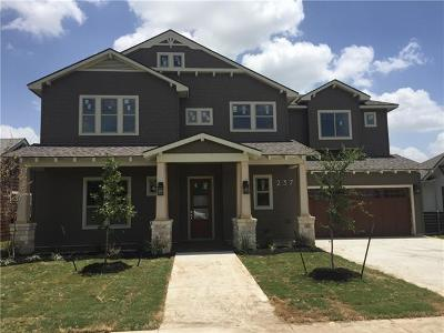 Liberty Hill Single Family Home Coming Soon: 237 Rosemont Cir