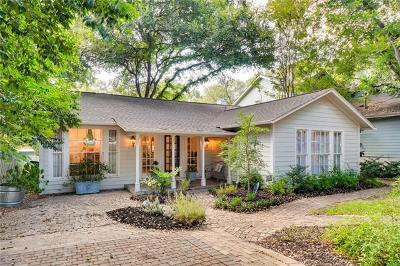 Austin Single Family Home For Sale: 2103 Sharon Ln