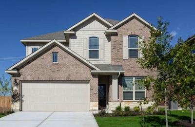 Single Family Home For Sale: 2500 Auburn Chestnut Ln