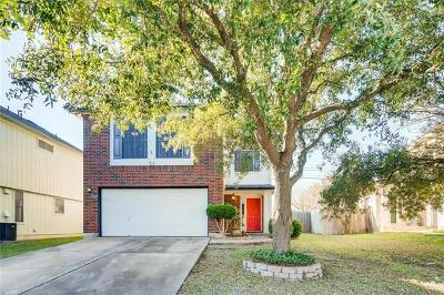 Pflugerville Single Family Home Pending - Taking Backups: 17827 Loch Linnhe Loop E