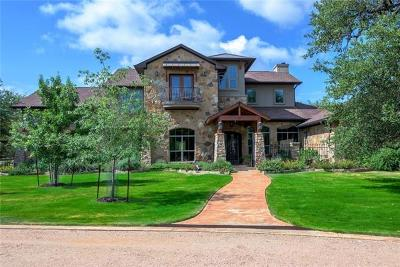 Dripping Springs Single Family Home For Sale: 800 Dripping Springs Ranch Rd