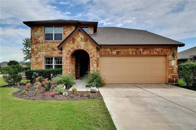 Georgetown Single Family Home For Sale: 1201 Daylily Loop