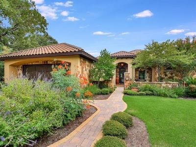 Horseshoe Bay TX Single Family Home For Sale: $620,000