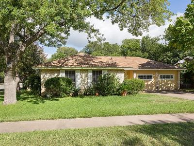 Austin Single Family Home For Sale: 6706 Boleynwood Dr