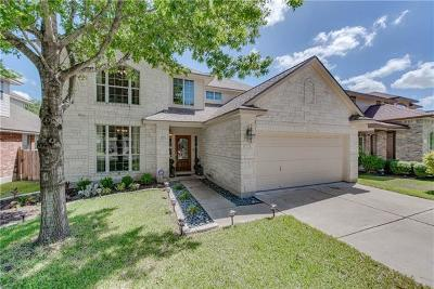 Austin Single Family Home Pending - Taking Backups: 4912 Hibiscus Valley Dr