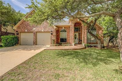 Cedar Park Single Family Home Pending - Taking Backups: 1203 Colby Ln