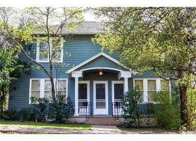 Austin Rental For Rent: 1103 W 22nd St #A