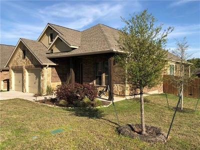 Lago Vista Single Family Home For Sale: 8101 Cannon Ct