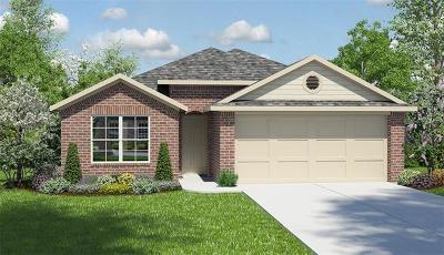 Manor Single Family Home Pending: 19409 Great Falls Dr
