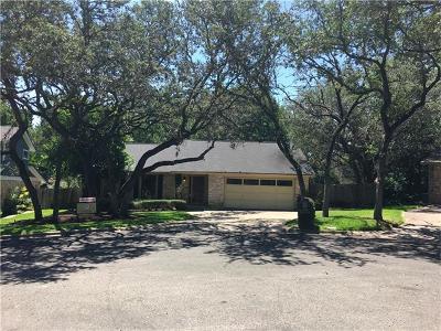 Austin Single Family Home Pending - Taking Backups: 1707 Thousand Oaks Cir