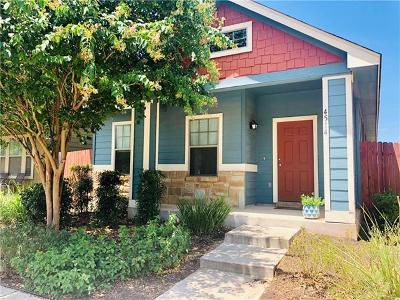 Austin Single Family Home For Sale: 4514 Credo Ln