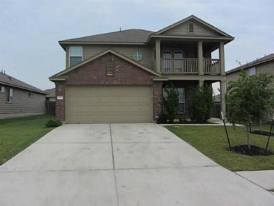 Hutto TX Single Family Home Sold: $129,900