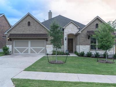 Leander Single Family Home For Sale: 817 Richardson Ln