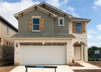 Round Rock TX Single Family Home For Sale: $260,920