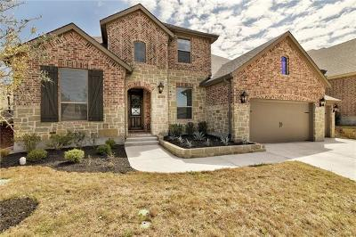 Spicewood Single Family Home For Sale: 22301 Chipotle Pass