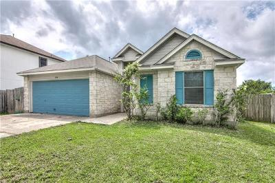 Lockhart Single Family Home For Sale: 206 Sandhill Dr