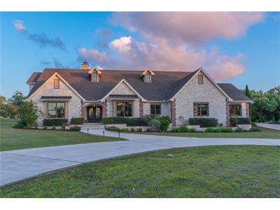 Austin Single Family Home For Sale: 300 Pemberton Way