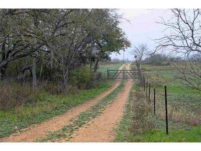 Lockhart Farm For Sale: 3605 Seawillow Rd