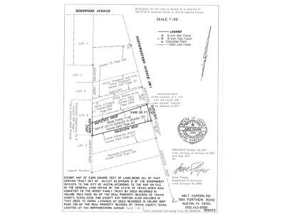 Residential Lots & Land For Sale: 1140 Northwestern Ave
