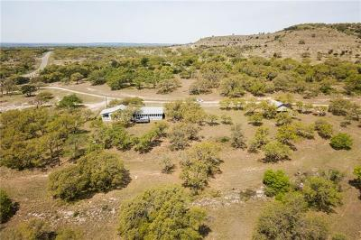 Burnet County, Lampasas County, Bell County, Williamson County, llano, Blanco County, Mills County, Hamilton County, San Saba County, Coryell County Farm For Sale: 13200 Fm 2325