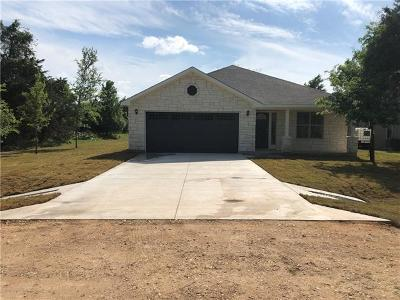 Bastrop County Single Family Home For Sale: 355 Nene Ln