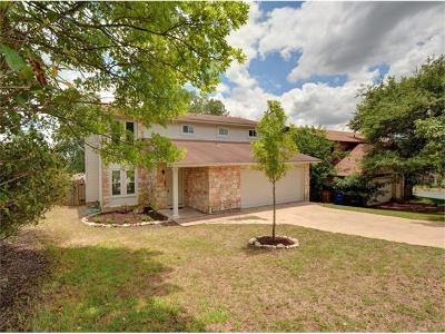 Hays County, Travis County, Williamson County Single Family Home For Sale: 8575 Red Willow Dr