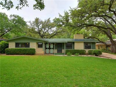 Austin Single Family Home For Sale: 2513 Great Oaks Pkwy