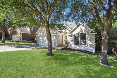Cedar Park Single Family Home For Sale: 915 Tallow Trl