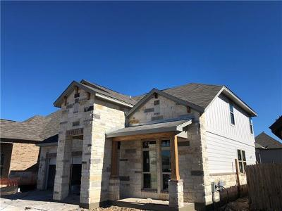 Hays County, Travis County, Williamson County Single Family Home For Sale: 1813 Goldilocks Ln