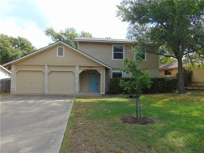 Travis County Single Family Home For Sale: 11401 Blackmoor Dr