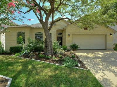 Austin Single Family Home Pending - Taking Backups: 6420 York Bridge Cir